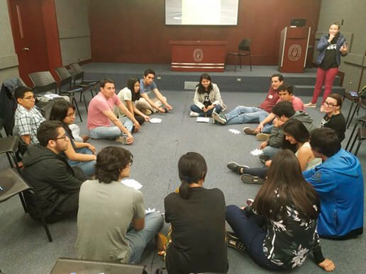 CLERS e IPV introducen en el Perú a la Academia de Líderes Ubuntu 2