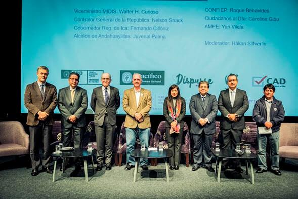 CLERS participa organizacion I Foro Desarrollo Sostenible