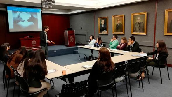 CLERS y Gestión de Personas organizan el taller formativo para el personal UP 1