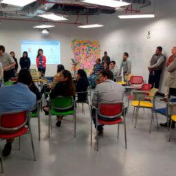 CLERS y Gestión de Personas organizan el taller formativo para el personal UP