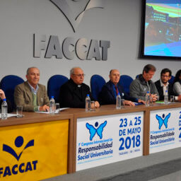 Congreso Internacional RSU Gestion conocimiento transformacion sociedad CIRSU 2018